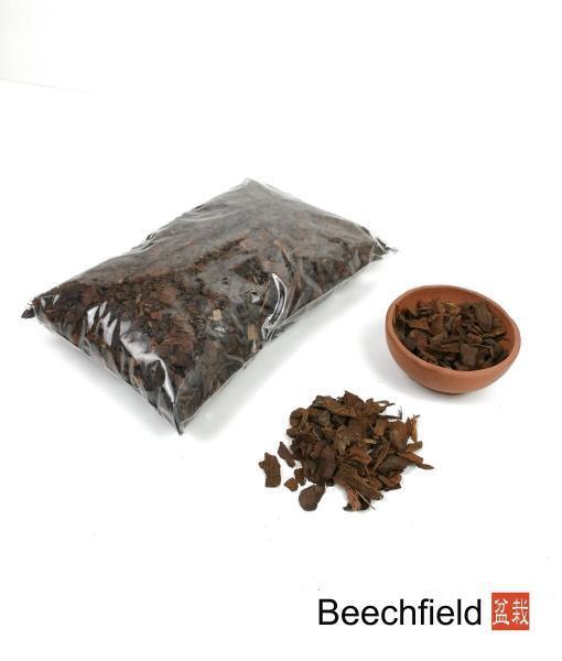 Chopped Bark Bonsai Soil Orchid Cacti Beechfield Bonsai