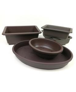 Plastic Bonsai Pots