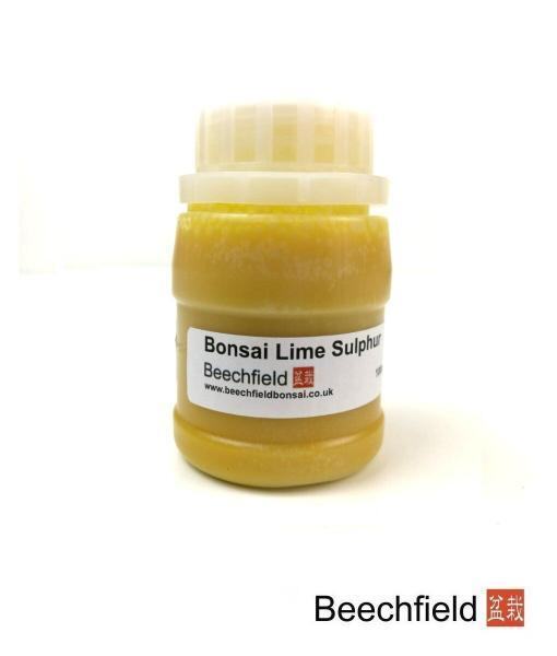 BB-LIME-100 100ml Bonsai Lime Sulphur Beechfield Bonsai